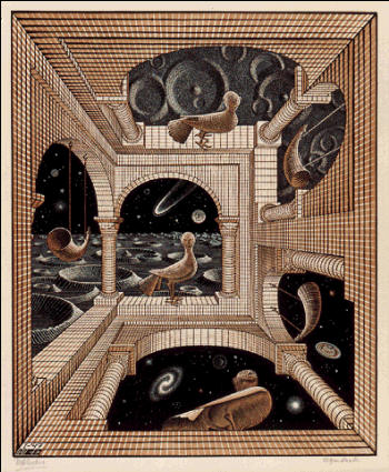LW348-MC-Escher-Other-World-1947