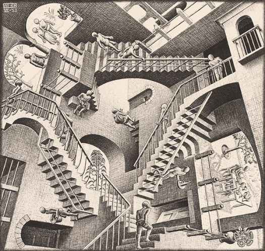 LW389-MC-Escher-Relativity-19531