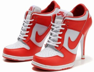 Nike SB Dunk High Heel Shoes 126034