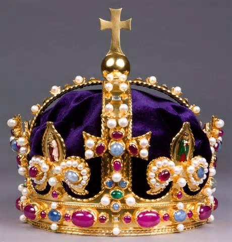 Henry VIII crown