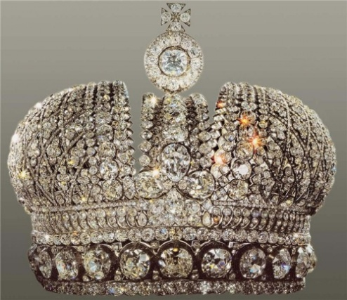 the minor imperial crown of russia