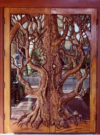 Unusual Doors Humoring The Goddess