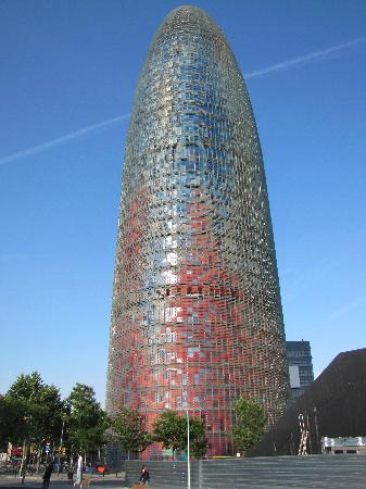 agbar-tower.jpg The Agbar Tower Barcelona