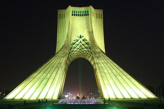 Azadi(Ex Shahyad) Tower (Tehran, Iran)