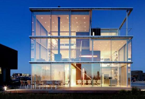 Reiteiland House, Amsterdam