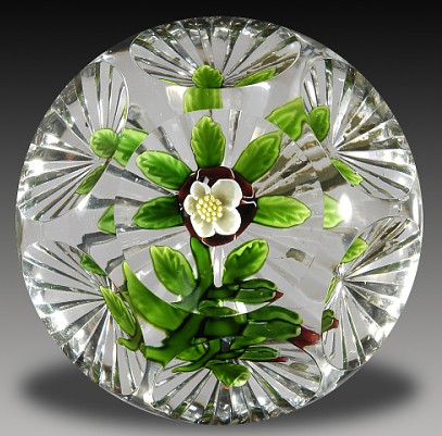 Paperweight, Baccarat, 1845-50. CE*66.12.