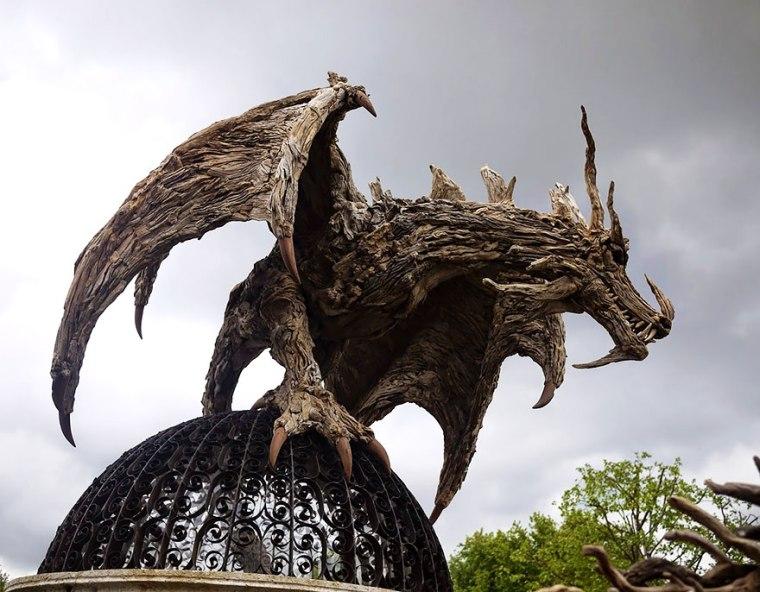 driftwood-dragon-sculptures-james-doran-webb-4
