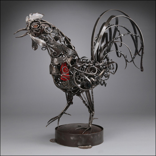 rooster-with-glass-heart