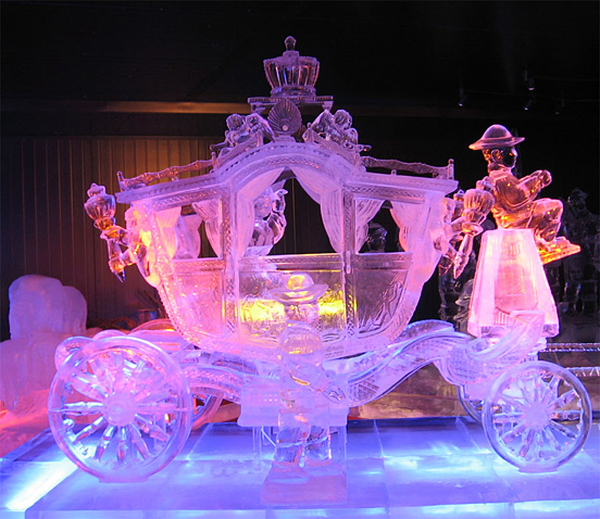 Creative Ice Sculptures (4)