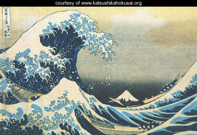 Mount-Fuji-Seen-Below-a-Wave-at-Kanagawa-large