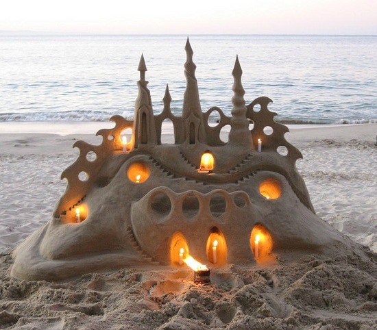 amazing-sand-castle