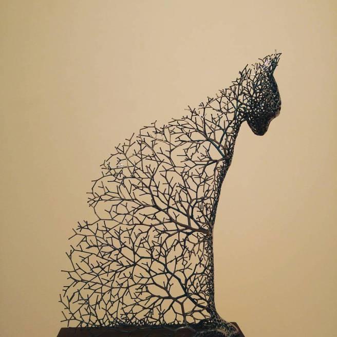 Artist Kang Dong Hyun Constructs Animal Sculptures From A